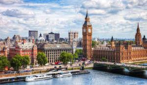 Виза в Лондон